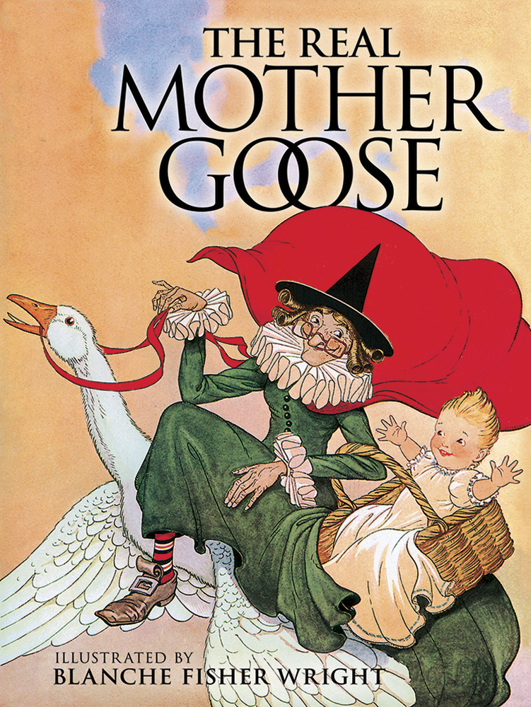 Best-selling picture books of all time: The Real Mother Goose