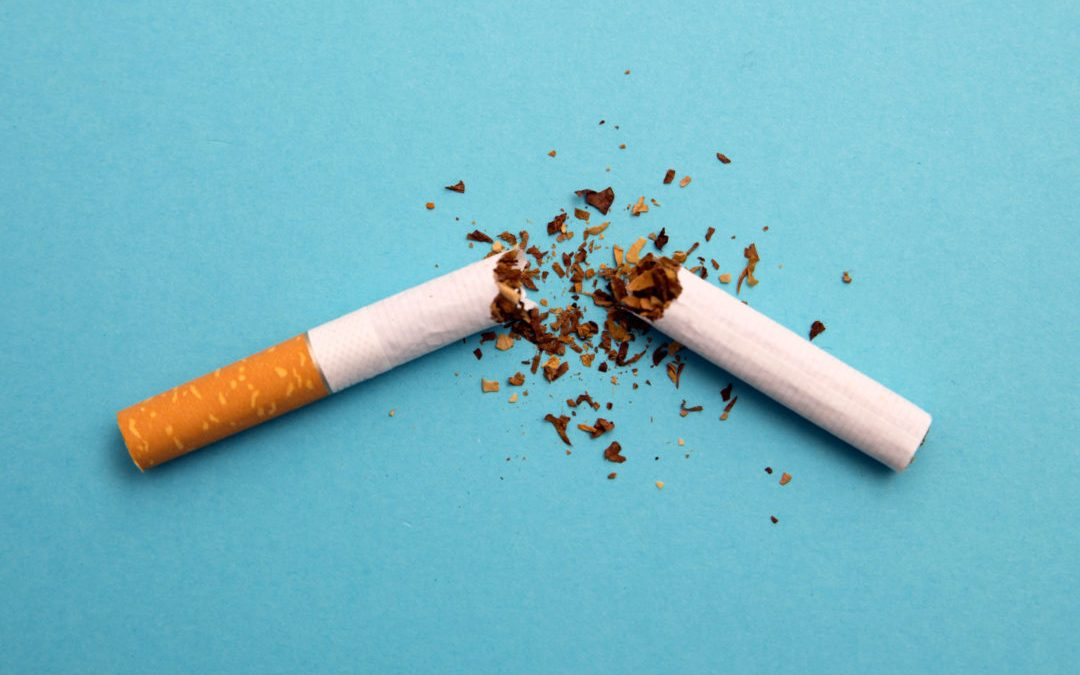 Time To Quit Smoking? Here Are The Health Benefits