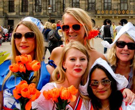 Hou van Holland Dagarrangement Amsterdam