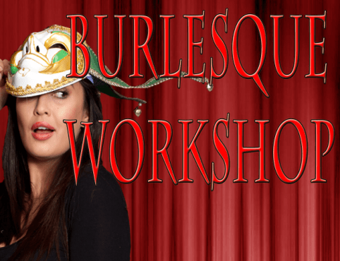 Burlesque Workshop Alkmaar