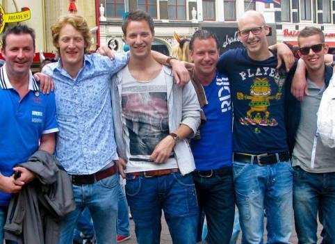 Echte Mannen Arrangement. Vrijgezellenfeest Mannen Amsterdam