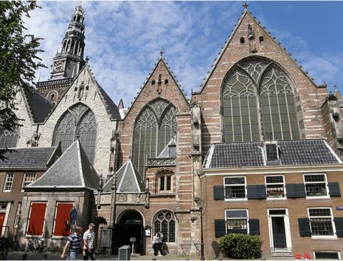 Wallen Speurtocht Amsterdam