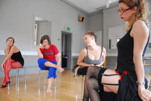 Workshop Moulin Rouge Dansen Utrecht
