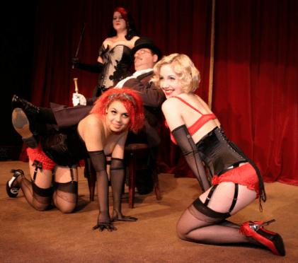 Workshop Burlesque Dansen Rotterdam
