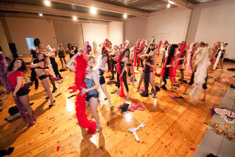 Burlesque Workshop Amsterdam