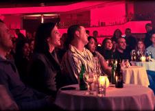 comedy diner rotterdam