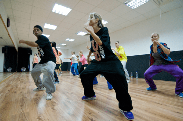 So You Think You Can Dance Workshop Amersfoort