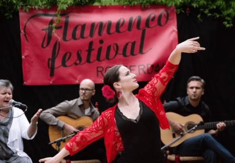 Workshop Flamenco Dansen in Nijmegen