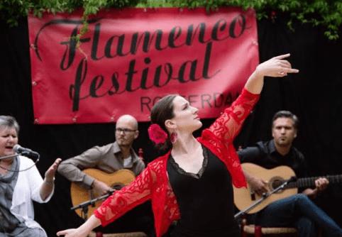 Workshop Flamenco Dansen in Nijmegen