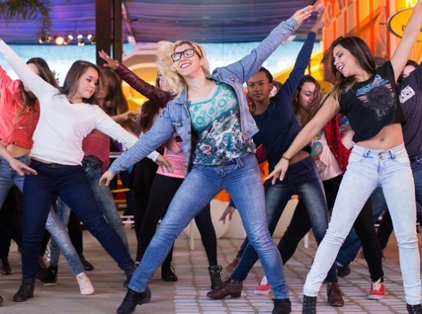 Workshop Flashmob Nijmegen