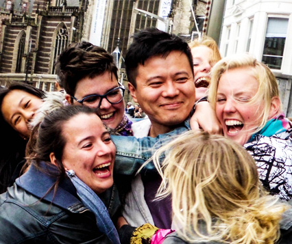 Flashmob Workshop Haarlem