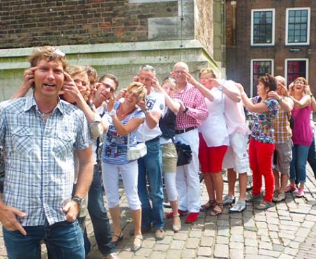 Flashmob Workshop Alkmaar