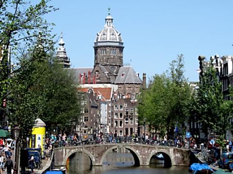 Walking Brunch Amsterdam