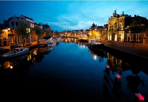 Moorddiner Haarlem - Moordspel Haarlem