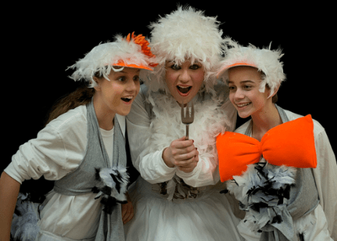Workshop Musical Dansen in Leiden