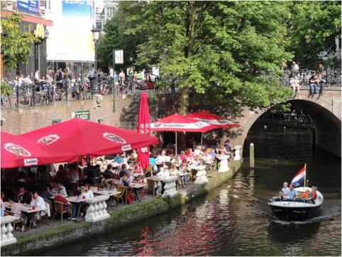 Hou van Holland Rondvaart Utrecht