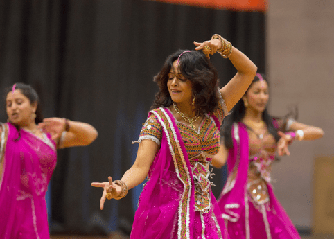 Workshop Bollywood Dansen in Haarlem