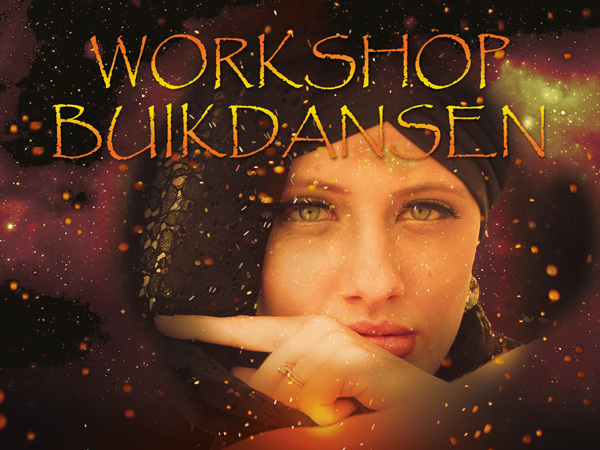 Workshop Buikdansen Amersfoort