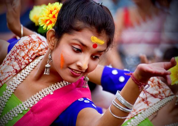 Workshop Bollywood Dansen in Eindhoven
