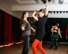 Workshop Dirty Dancing Utrecht