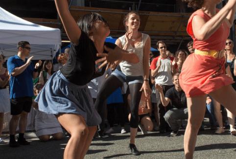 Workshop Streetdance in Amersfoort