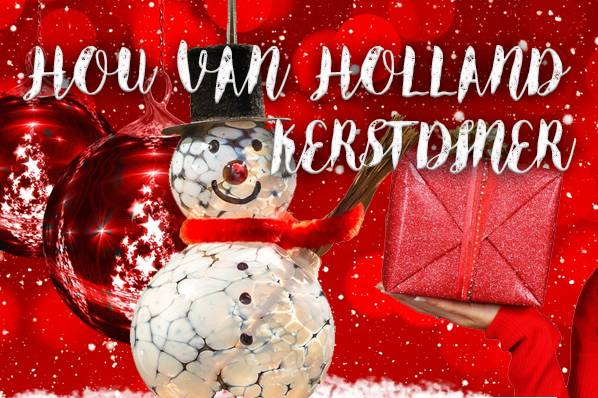 Hou van Holland Kerstdiner Rotterdam