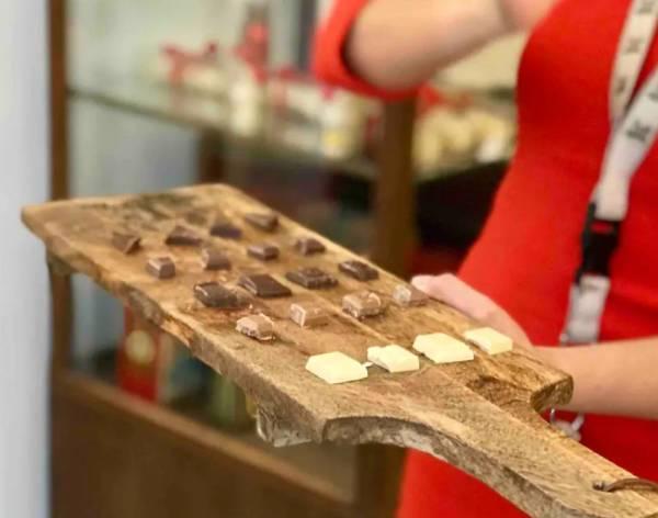 Chocolade Proeverij in Amsterdam