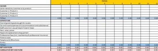 accounting excel template 714