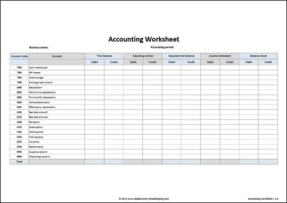Accounting Excel Templates Excel Templates - Free excel accounting templates download