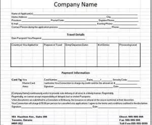 Client Information Sheet Sample. Client Database Template 555