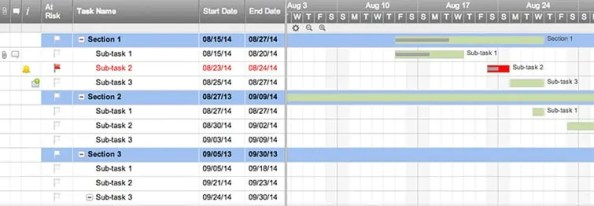 Free Project Timeline Templates Excel  Excel Templates