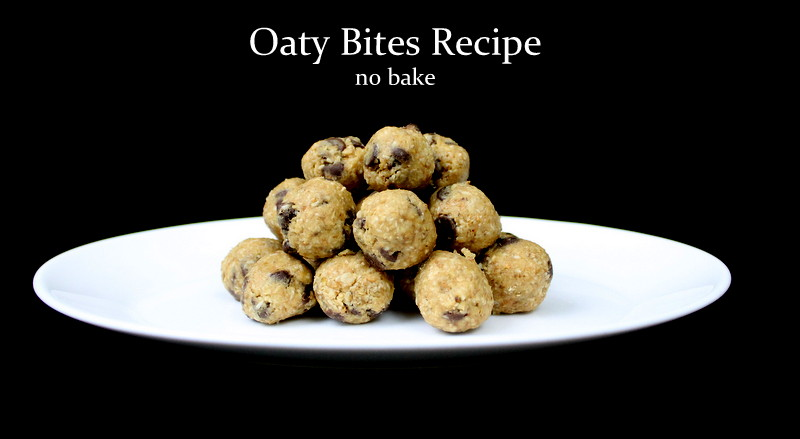 Oaty Bites- quick and yummy snack!