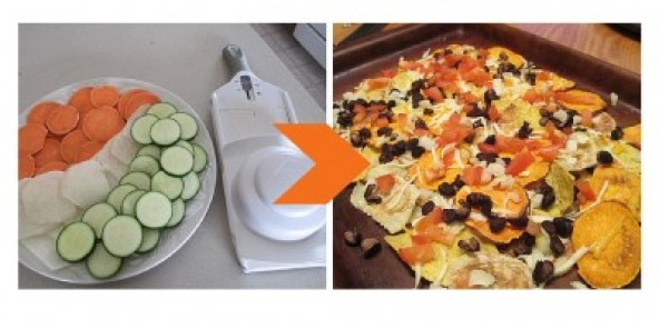 nachos low fat diet weight loss recipe