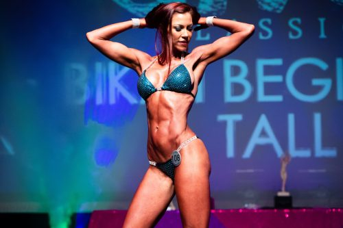 Serious Reflections from a Bikini Competitor
