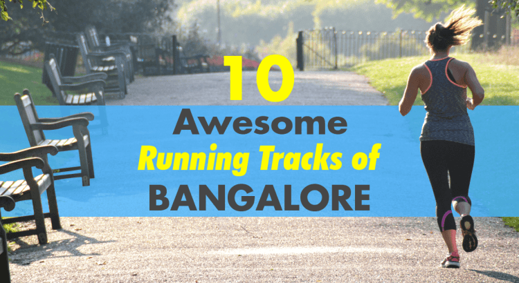 running tracks in bangalore