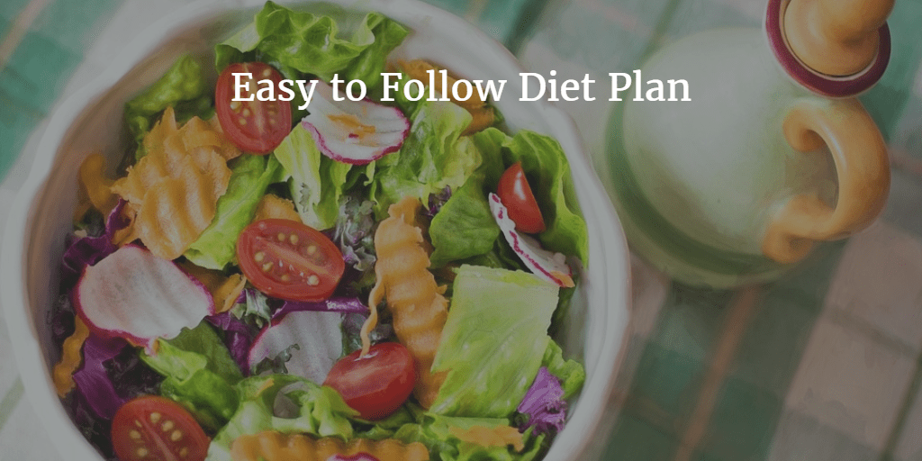 Diet Plan to get glowing skin and weight loss