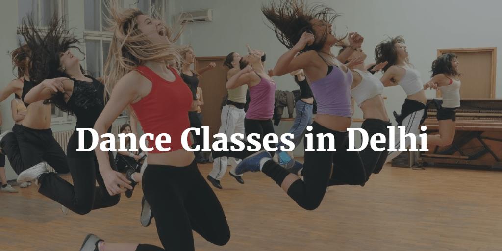 Dance classes in delhi