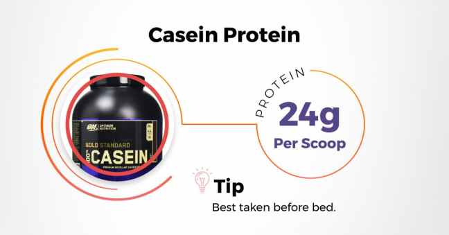 best indian protein rich diet - casein protein