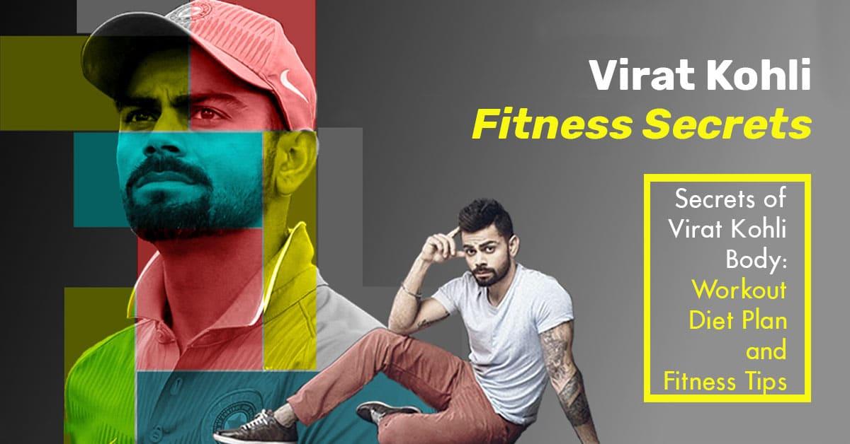 Virat Kohli fitness and diet plan