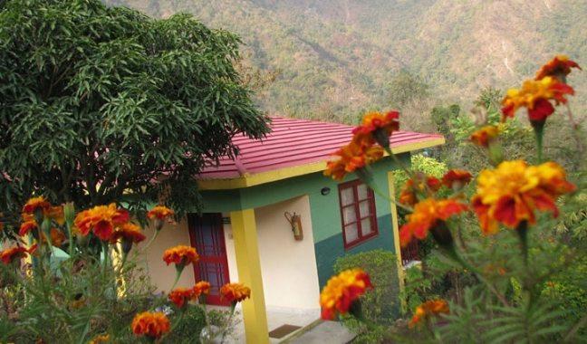 Anandalok: wellness destination India