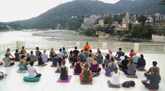 Omkarananda Patanjali Yoga: wellness destination India