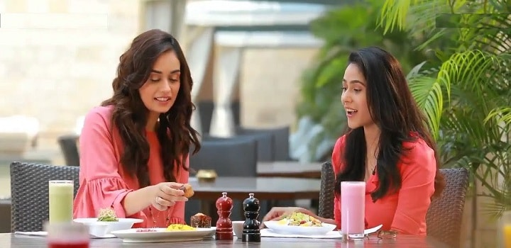 diet plan of manushi chillar
