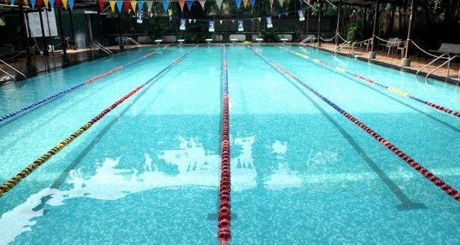 Champion's Aquatic Club: swimming pool in Pune