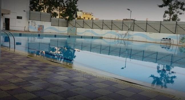 Kaluram Maruti Jagtap PCMC: swimming pool in Pune