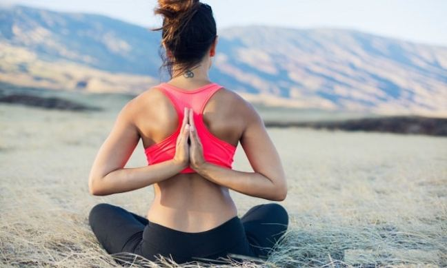lean towards yoga: runners to do in new year