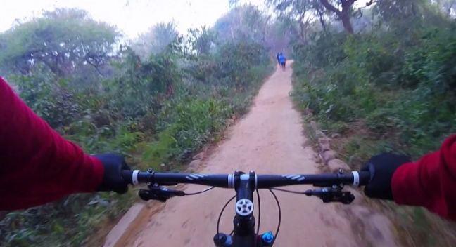 Bonta Park Civil Lines: Fitso running programme