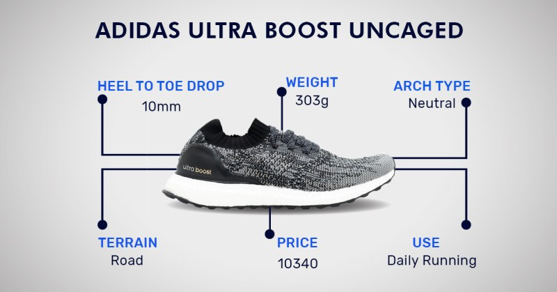 adidas ultra boost running shoes for men