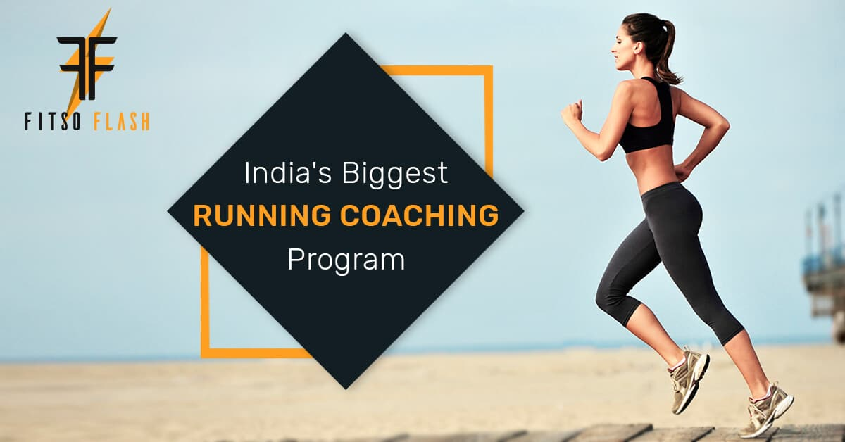 Fitso Flash - India's Biggest Running Coaching Program