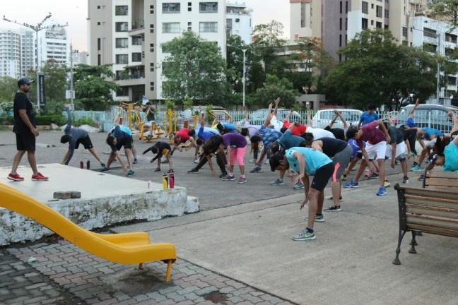 lokhandwala running groups in mumbai