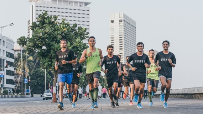nike + running groups in mumbai
